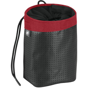 Mammut Stitch Chalk Bag, lava-black